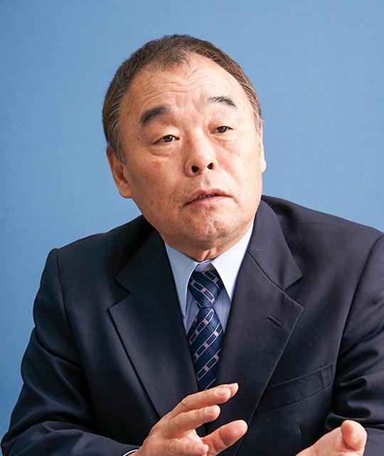 代表取締役 炭谷 久雄