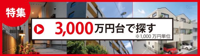 3000万円台特集