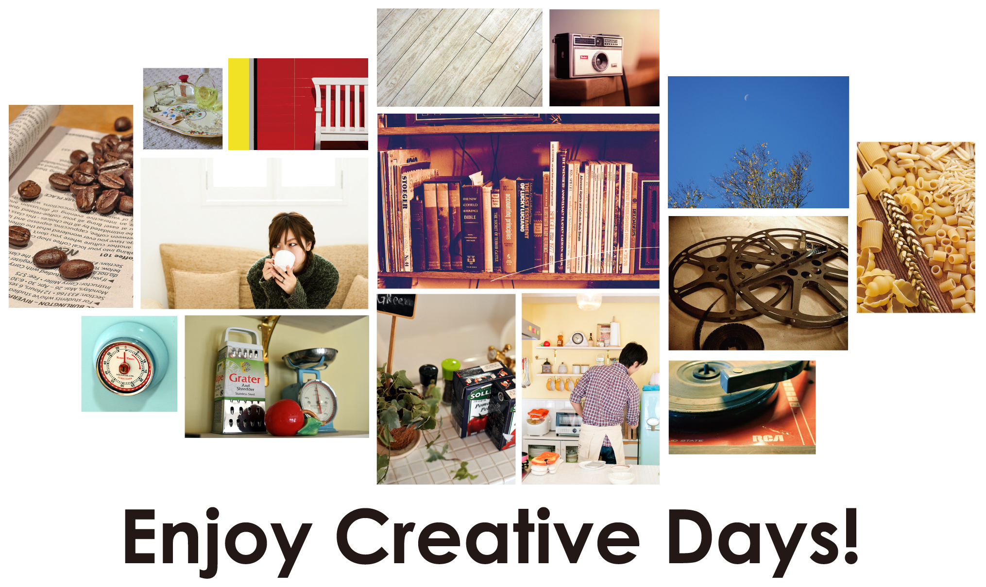 01_コンセプト_Enjoy  Creative Days!